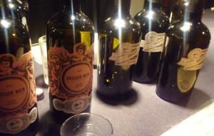 Wein aus dem Burgenland