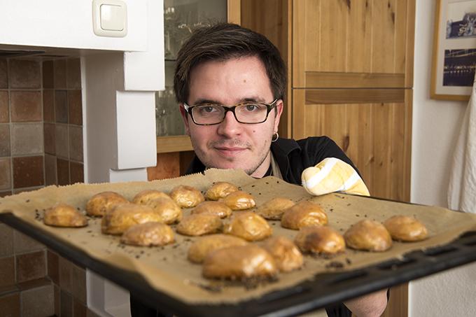 Backkartoffeln aus dem Ofen